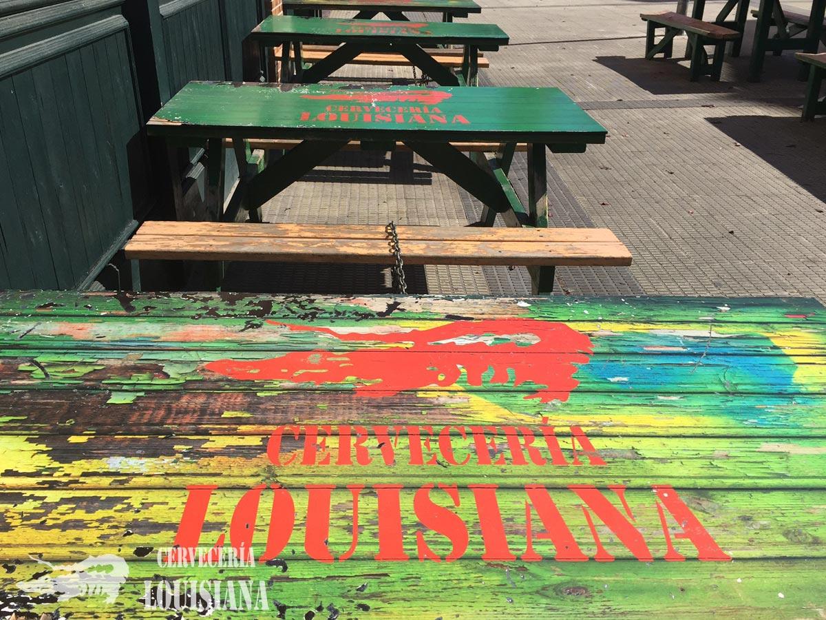 Cerveceria Louisiana Terraza